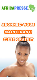 Abonnez vous a AfricaPresse.com