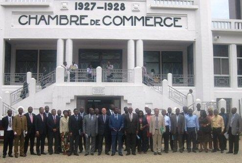 Projets structurants 30 aux pme camerounaises for Chambre de commerce du cameroun