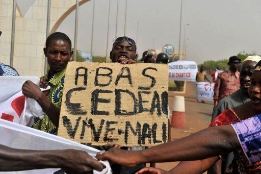 Manifestations Mali
