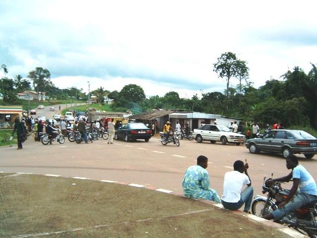 Frontière Cameroun-Guinée équatoriale