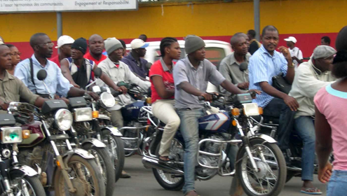 Moto Taxi Douala