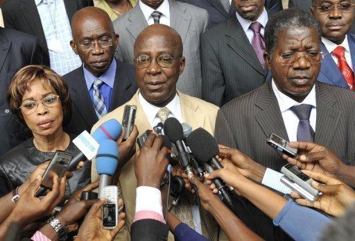 actualité président gbagbo