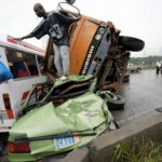 Les accidents ont coûté 3,9 milliards en 2012