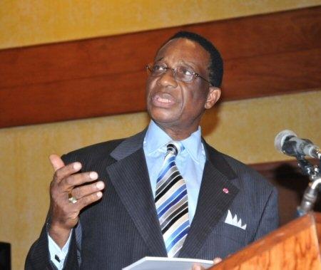 Belinga eboutou l 39 homme qui corrige paul biya - Cabinet de la presidence de la republique ...