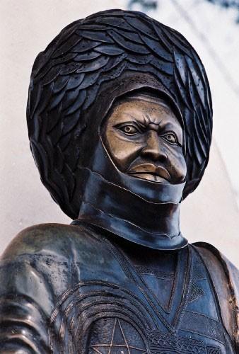 Njoya_statue