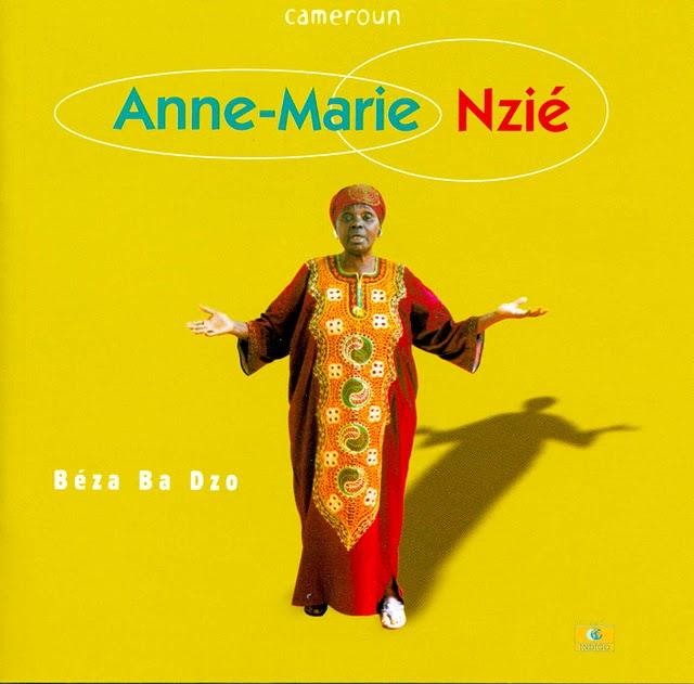 Anne-Marie-Nzie