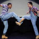 La danse hilarante de Will Smith et Jimmy Fallon