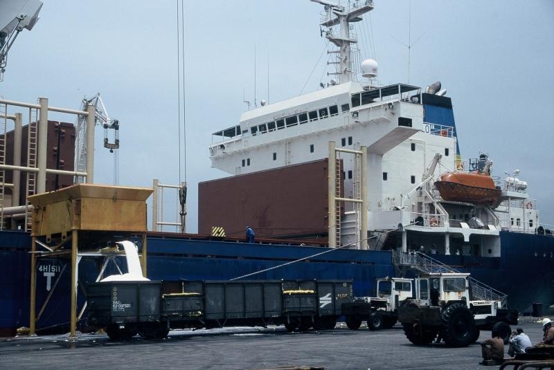 Le service continu comme solution la congestion du port - Site internet du port autonome de douala ...