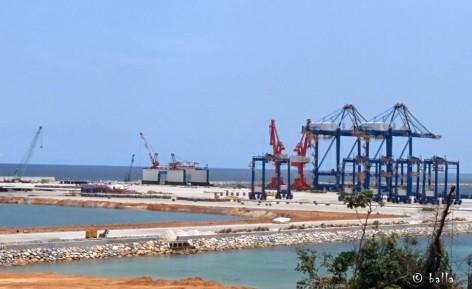 Le plus grand port d 39 afrique centrale sera bient t op rationnel actualite en afrique et cameroun - Le plus grand port en afrique ...