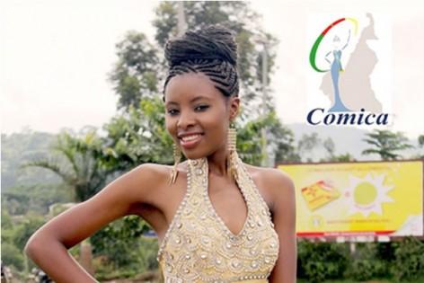 Gueyap Kamdem Linda, Third Runner Up Photo: © COMICA