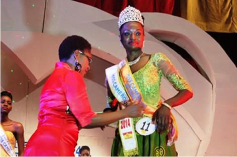 Miss Cameroun 2014