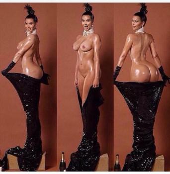Fappening : la nouvelle sextape de Kim Kardashian
