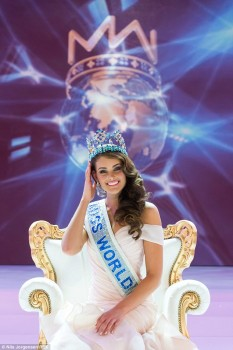 South African Rolene Strauss, 22, was last night crowned Miss World 2014 in a glittering ceremony in London. So who is Rolene and what was it that ensured she cinched the crown?