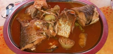 P p soupe ou le makou nzouh actualite en afrique et - Cuisine congolaise brazza ...