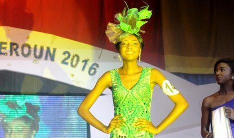Julie Nguimfack Cheugueu, Miss Cameroun 2016