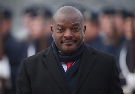 Burundi+President+Nkurunziza