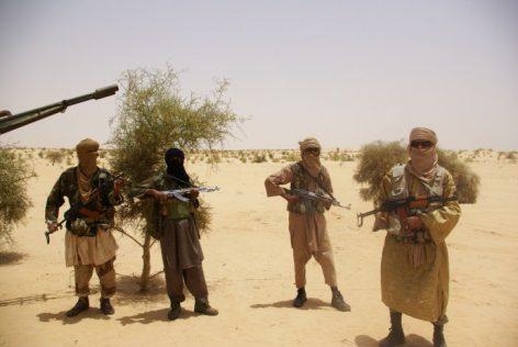 Mali-Al-Qaidas