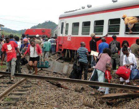 Accident de train d'Eseka