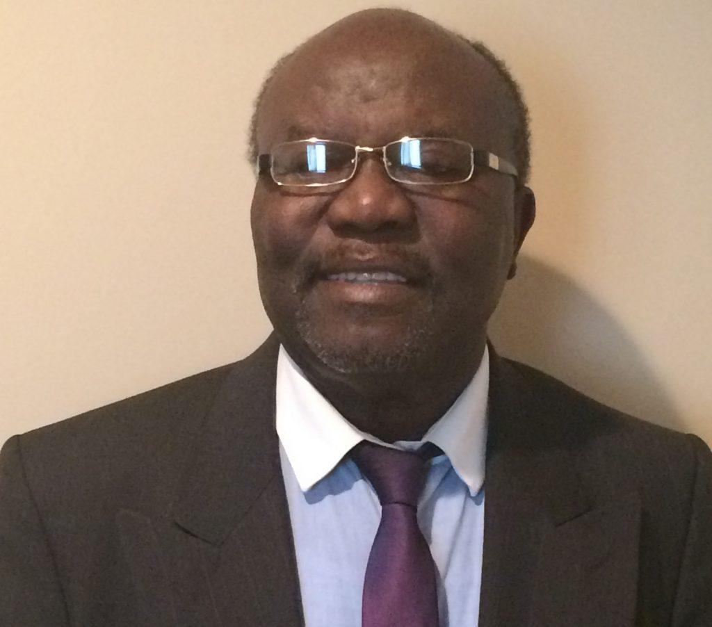 Pr.  Moses Nyongwa