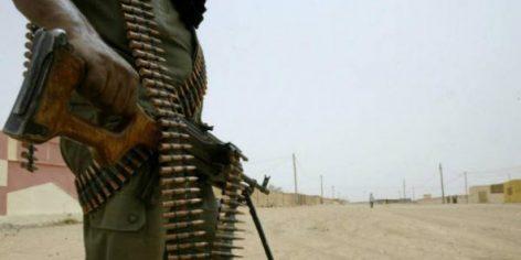 Le nord du Mali est tombé en mars et avril 2012 sous la coupe de groupes jihadistes liés à Al-Qaïda, dont Ansar Eddine, après la déroute de l'armée face à la rébellion à dominante touarègue