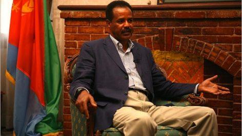 Presedent-Eritrea