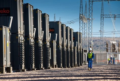 Aggreko - Ressano Garcia power plant
