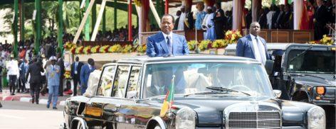 Paul Biya - 20 mai 2017