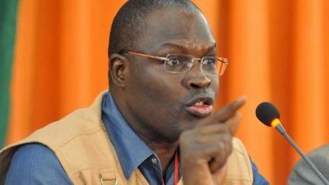 Le maire de Dakar Khalifa Sall, ici en mars 2011. © SEYLLOU / AFP