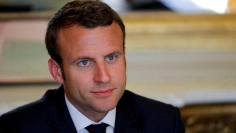 Le président français Emmanuel Macron se rend au Maroc, mercredi 14 juin, où il rencontrera le roi Mohammed VI. © REUTERS/Philippe Wojazer