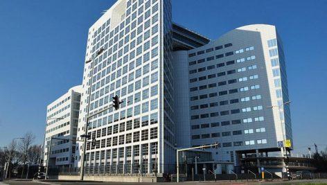 Siège de la CPI à La Haye, Pays-Bas. © Wikimédia