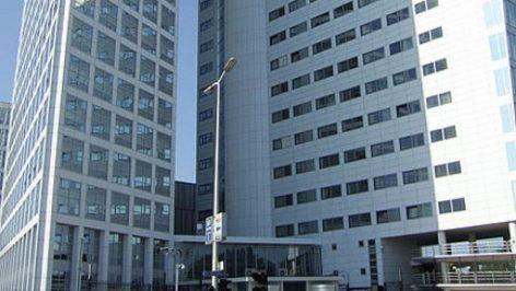 Le siège de la Cour pénale internationale à La Haye, aux Pays-Bas. © Wikipedia
