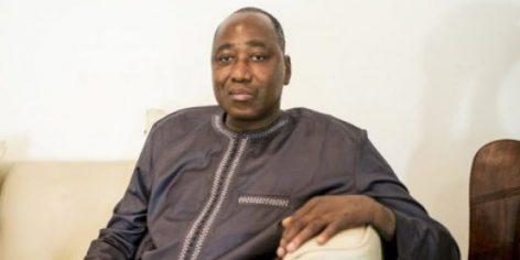 Amadou Gon Coulibaly, Premier ministre de Côte d'Ivoire depuis le 10 janvier 2017. © Sylvain Cherkaoui/JA
