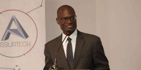 Noël Alain Olivier Mekulu Mvondo Akame, DG de la CNPS