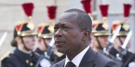 Le président Patrice Talon à Paris, le 26 avril 2016.