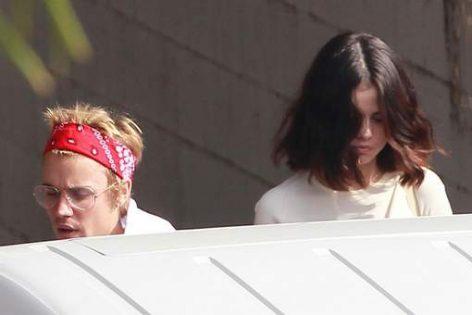 Selena Gomez a été vue avec son ex Justin Bieber ce week-end.