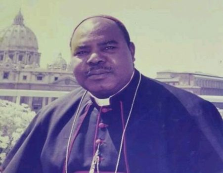 Mgr Gabriel Simo
