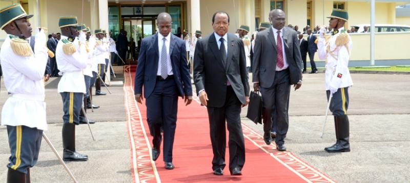 Départ de Paul Biya pour un court séjour privé en Europe