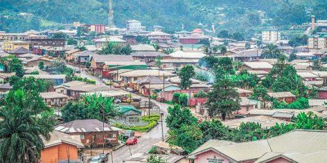 Ville de Bamenda