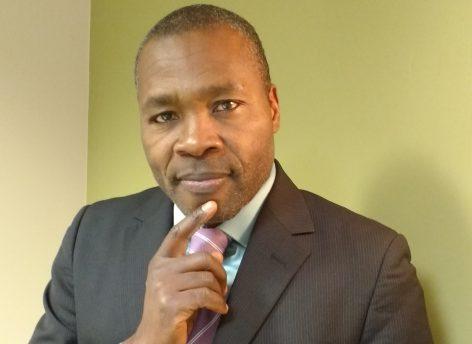 Michael Fogaing, Porte-parole de Diaspora pour la Modernité-Diaspora for Modernity